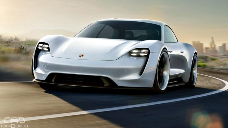 The concept had a claimed 0-96kmph time of less than 3.5 seconds and a range of 480km on a single charge.