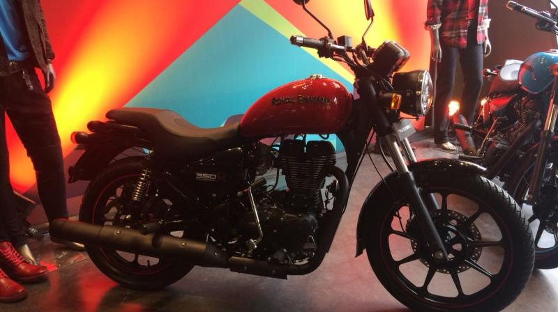 The 350X is priced at Rs 1.56 lakh (ex-showroom), Rs 7,000 over its standard variant, the 500X costs Rs 1.98 lakh (ex-showroom), Rs 8,000 more than its current model.