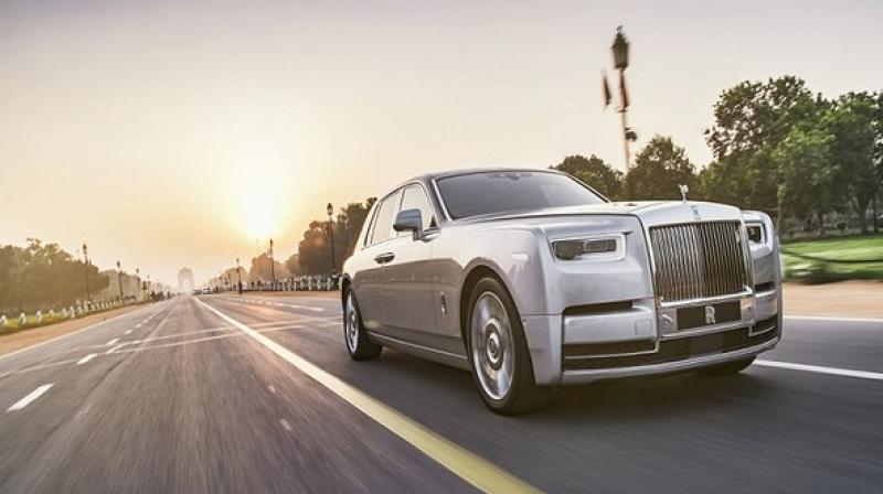 dc design rolls royce in london designer dc Phantom is the ultimate mark of success in India, the pinnacle of not just  the