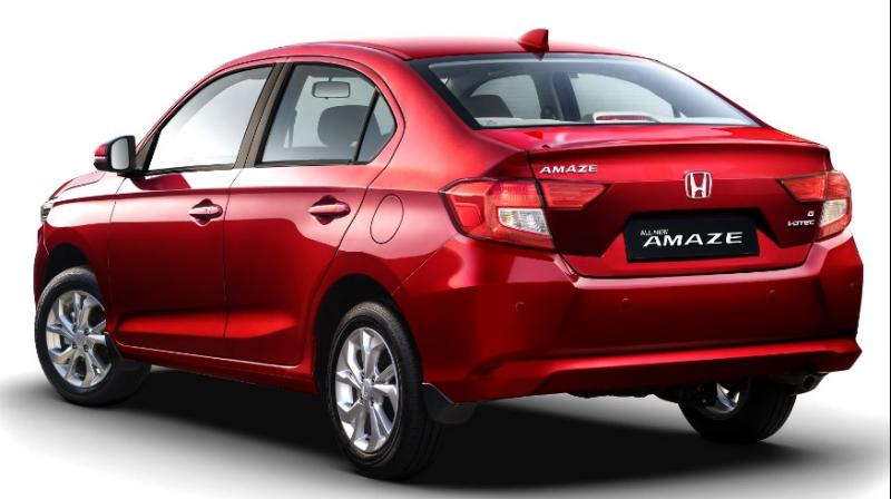 Benefits of up to Rs 72,000 on the Honda City.