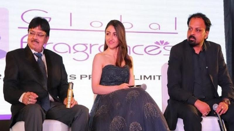 Actress Soha Ali Khan. (Photo: ANI)