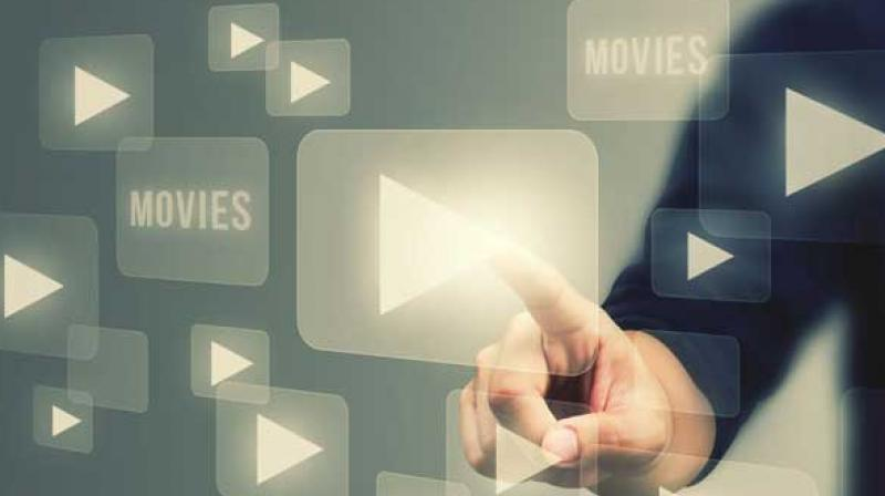 Competitive pressure from the OTT platforms have now elevated because of the inroads made by large global players.