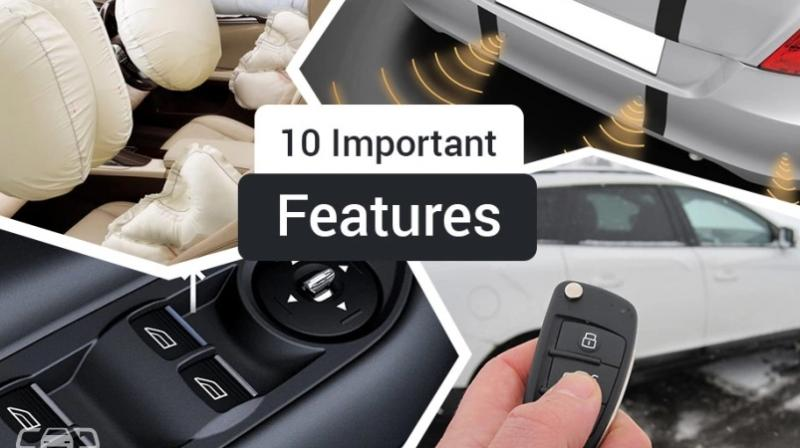 Entry-level cars in India have missed out on basic convenience and safety features for long. Times are changing, however, as we now see these cars upping the ante with longer lists of features. These are necessary features that every car should have irrespective of its price. Let's see what these are. (Source: CarDekho.com)