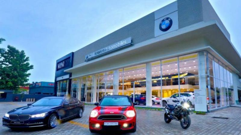 BMW NEXT Dealership To Sell Mini And Motorrad Brands