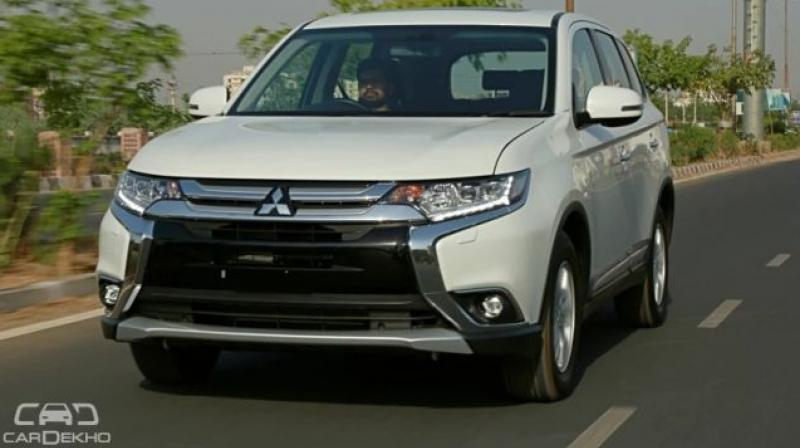 Mitsubishi has launched the third-gen Outlander in India at a price tag of Rs 31.5 lakh (ex-showroom Mumbai).