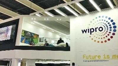 Wipro on Tuesday posted 35 per cent rise in consolidated net profit to Rs 2,552.7 crore for the second quarter ended September 30.