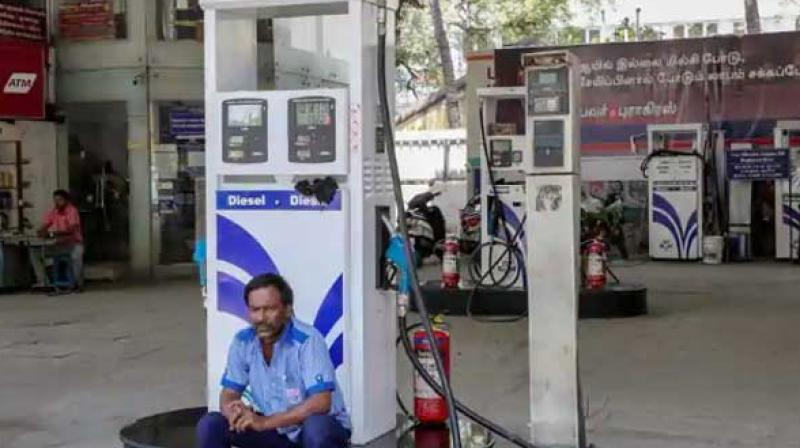 Analysts at Fitch Solutions and consultants Wood Mackenzie forecast India's diesel demand to rise in 2019 by 5.7 per cent and 6.4 per cent, respectively, from 2018. (Photo: File)