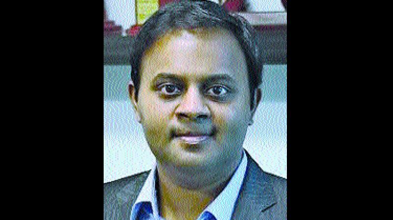 V Pratish Devadoss, MD of  Rs 900 crore VGN Group.
