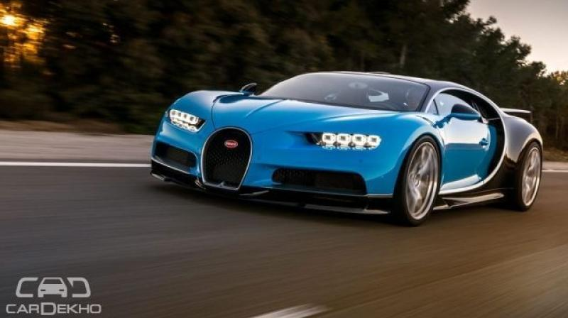 Bugatti Chiron, the successor of the current world record holder Bugatti Veyron, will finally make an attempt to become the fastest production car in the world.
