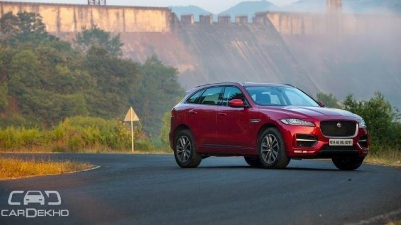 Jaguar has also used this opportunity to update the feature list of the F-Pace.
