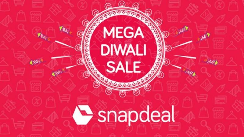 0729a118a New buyers drive growth during Snapdeal s Mega Diwali sale
