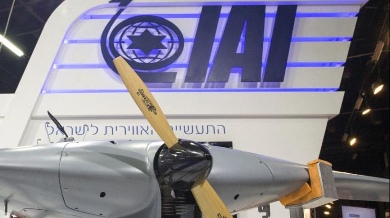 Last year, IAI struck a deal worth almost $2 billion to supply India's army and navy with missile defence systems. (photo credit: JACK GUEZ / AFP)