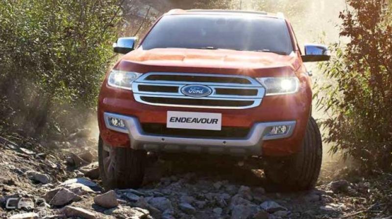 Hot Discounts On Ford Figo Endeavour This November