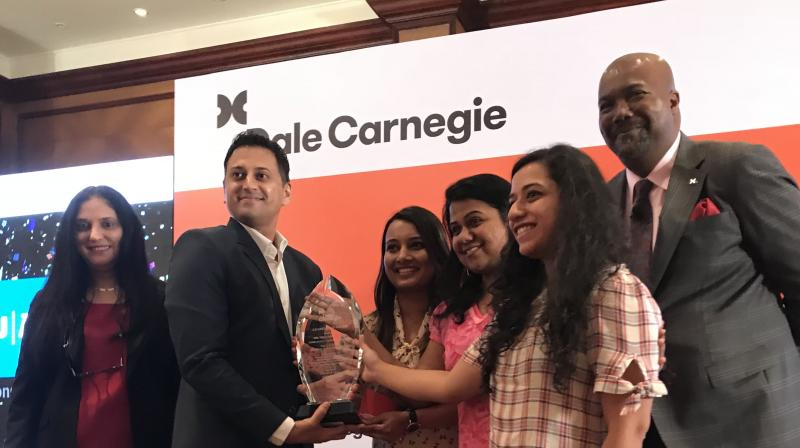 Dale Carnegie of India held the fourth edition of their annual award program