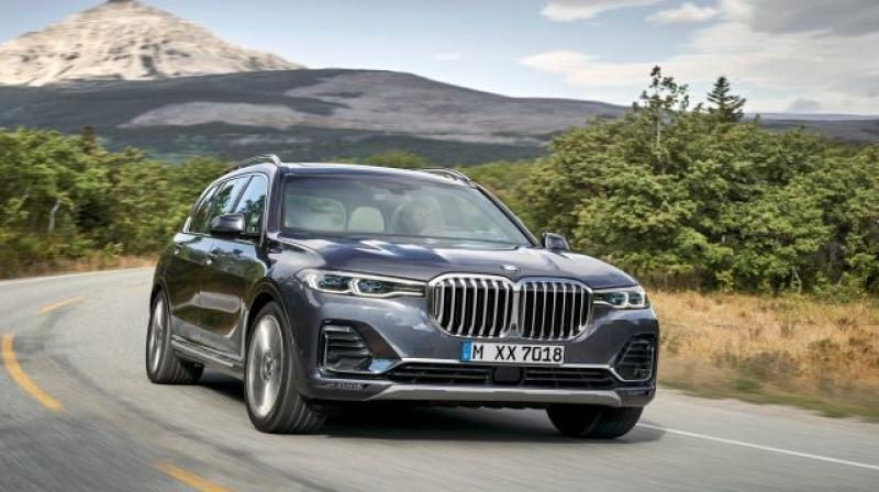 12 New Bmw Cars To Launch In 2019 X4 X7 8 Series On Cards