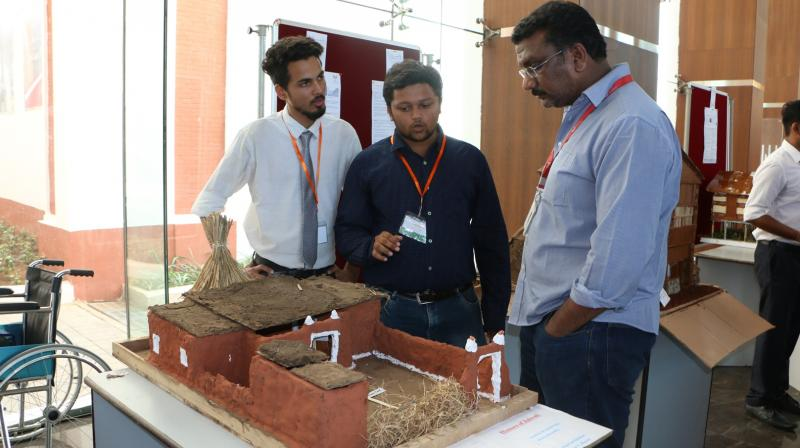 All final teams were invited to build a scaled prototype, which was showcased at Mahindra Ecole Centrale.