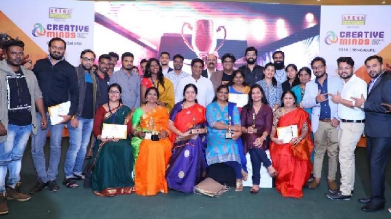 Creative Minds - Bengaluru 2018