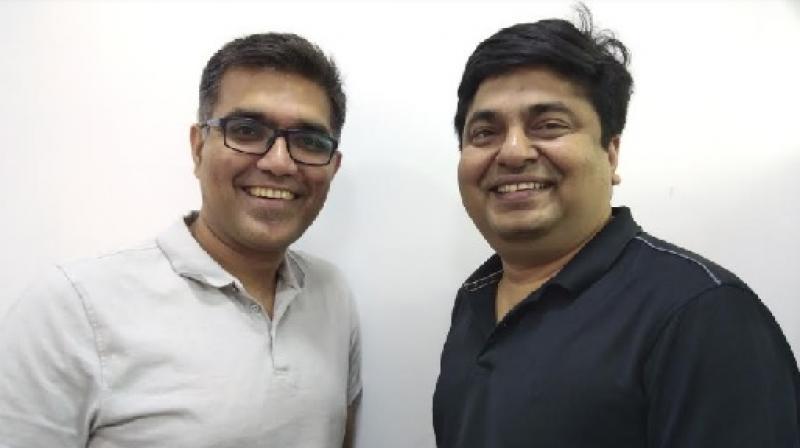 Deepesh Arora and Sanjay Kumar, Co-founders Gozo Cabs