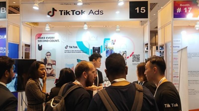 TikTok allows users to create and share short videos with special effects and is one of the world's most popular apps.
