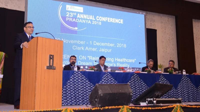 Indu Bhushan, CEO, Ayushman Bharat.