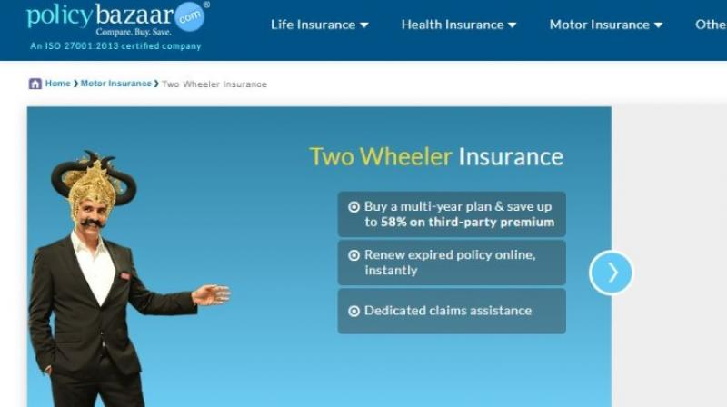 Two-wheeler Policybazaar