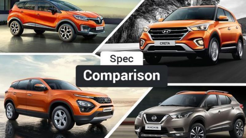 Tata Harrier is expected to be priced in the range of Rs 13 to Rs 18 lakh (ex-showroom Delhi).