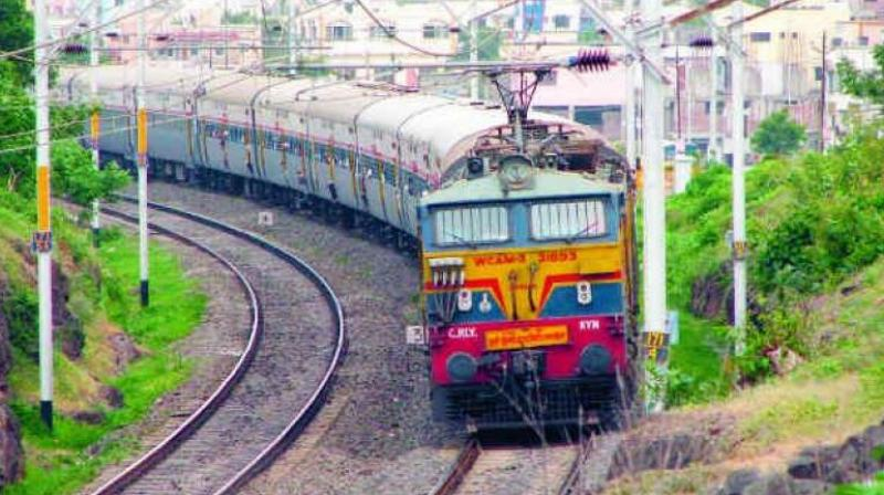 However, we'll be setting up a maximum of three such stations in a 50-70 km stretch, for instance in between Thiruvananth-apuram and Kollam stations. (Representational image)