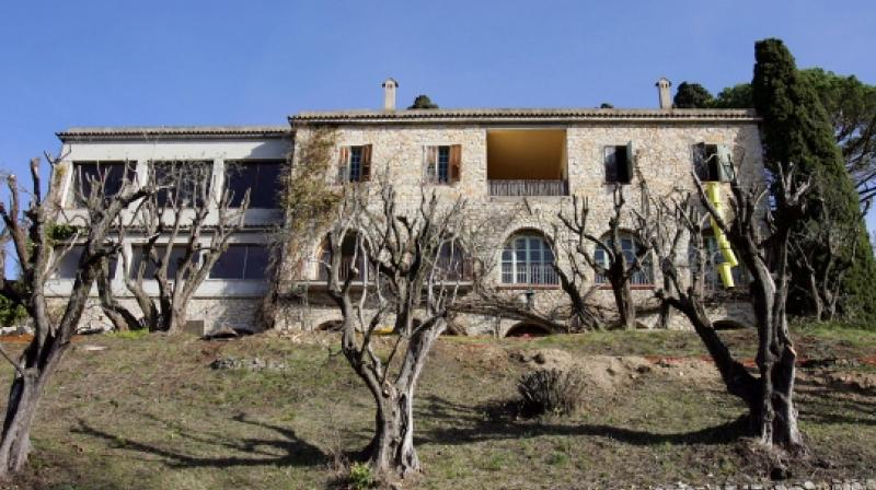 Pablo Picasso's mansion near French Riviera fails to find buyer. (Photo: AFP)