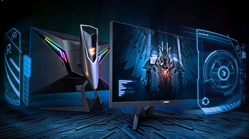 It uses an IPS panel with QHD (2560x1440, 2K) resolution and a 144Hz refresh rate in 1ms (MPRT) response time. Not only is the view angle upto178 degrees, it also meets 95% DCI-P3 standards along with 10bitscolor, so the monitor can provide users astonishingly beautiful pictures.