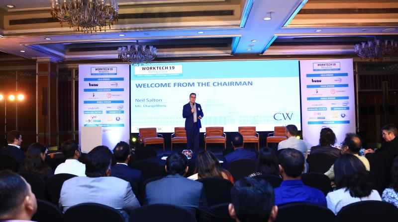 The conference was attended by 250 senior-level professionals from top brands across diverse sectors like CRE, IT and facilities, project management, architecture & design community, among others.