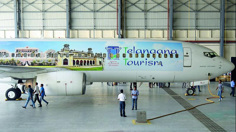 role of airlines in tourism promotion