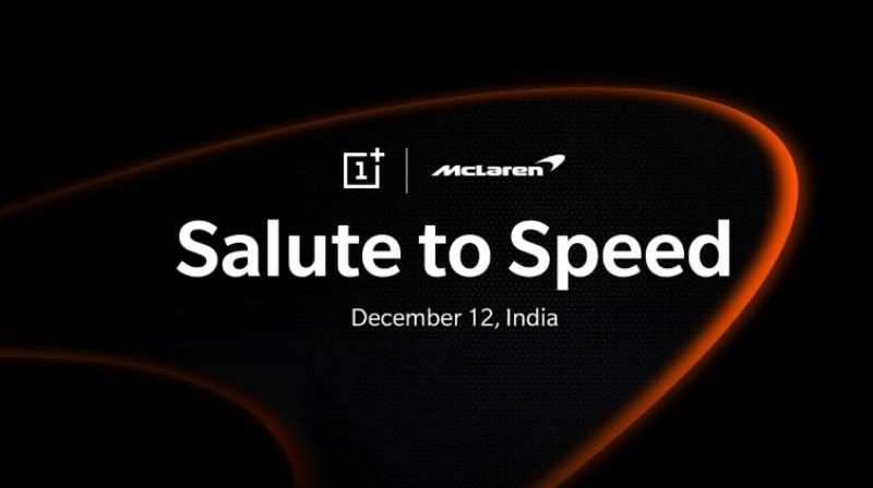 OnePlus will be making a special announcement at an event in India on the same day.