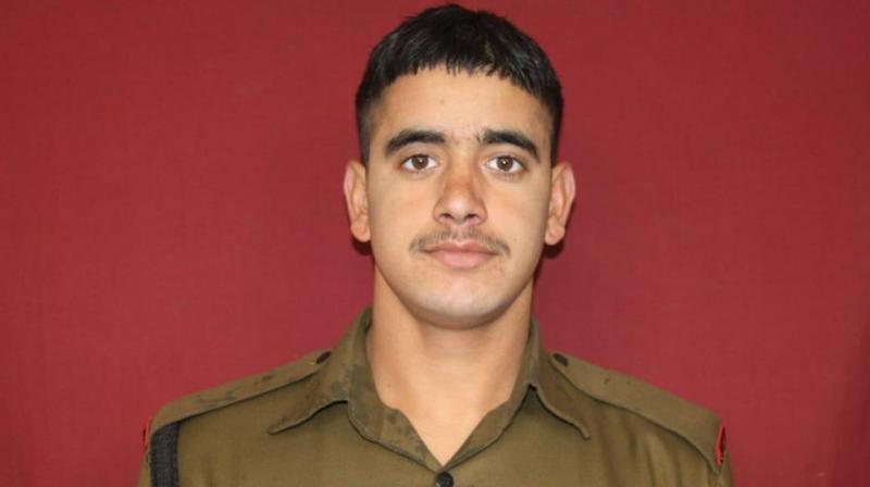 The soldier has been identified as 24-year-old rifleman Yash Paul. He was from Udhampur in Jammu. (Photo: ANI   Twitter)