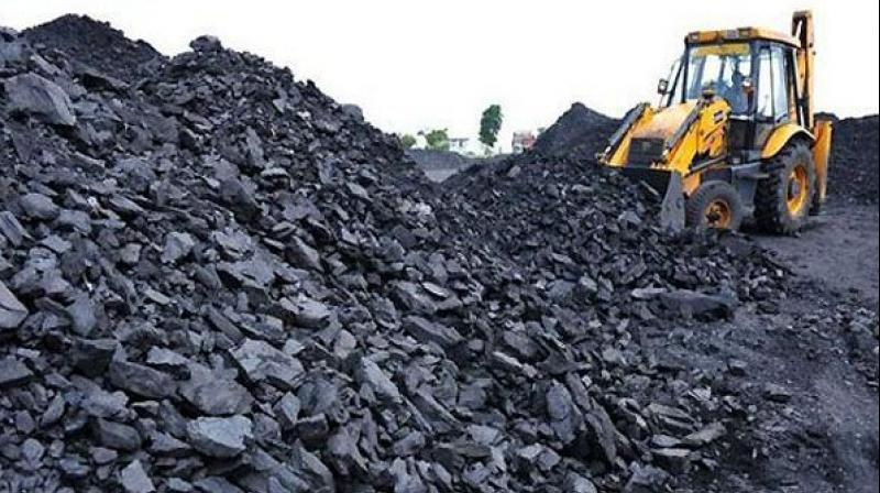 Helped by a record coal production by the world's largest coal miner Coal India, India reduced its import bill of the dry fuel by more than Rs 28,000 crore in the last fiscal.