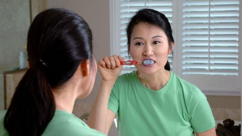 Poor oral hygiene leads to bacteria in the blood, causing inflammation in the body. (Photo: ANI)