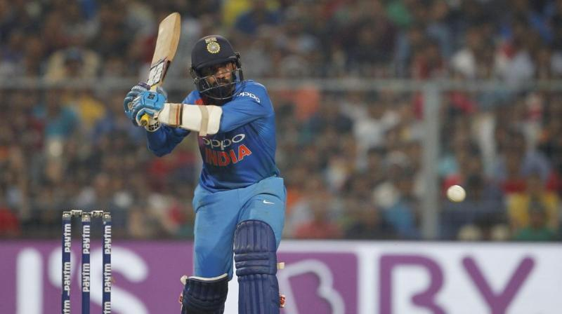 India's last win against West Indies came way back on March 23, 2014 in the World T20 in Bangladesh, and Sharma will have his task cut out in his quest to start well at his happy hunting ground. (Photo: BCCI)