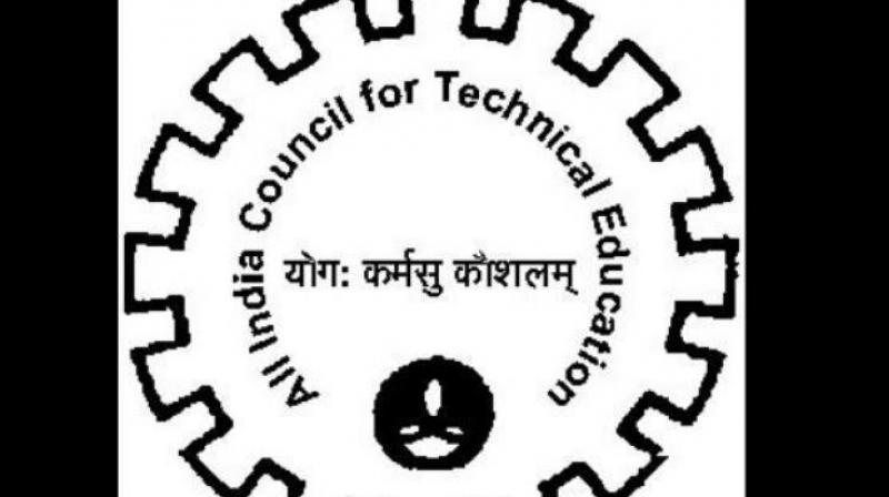 tech colleges under aicte scanner over land