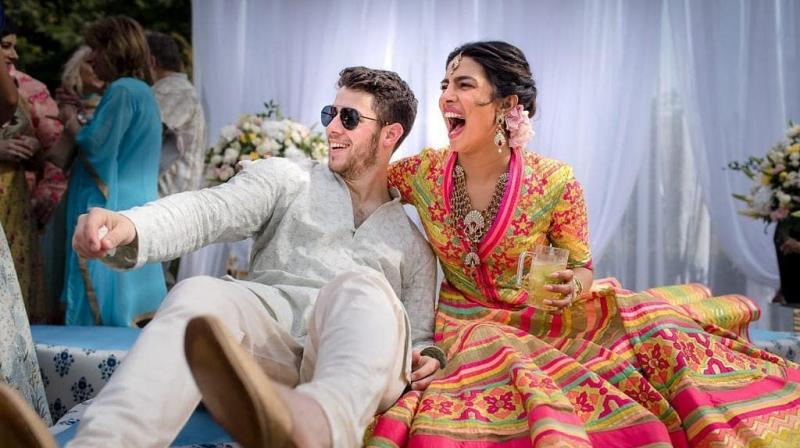 Details From Priyanka Chopra And Nick Jonas' Pre-Wedding Festivities In Jodhpur class=