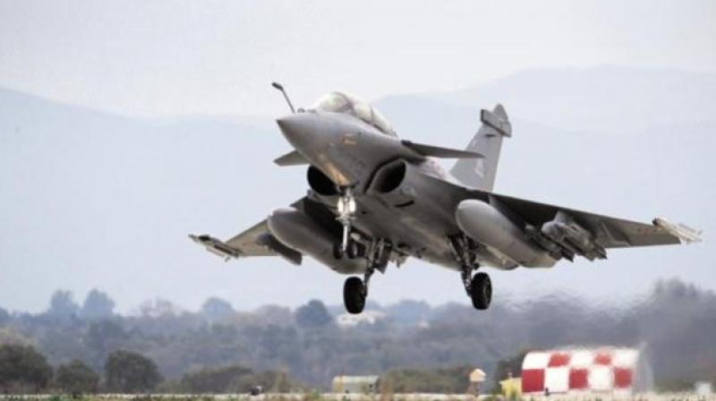 Rafale jets. (Photo: File)