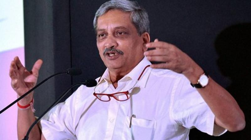 I've begun to fear as even girls have started drinking beer': Manohar Parrikar