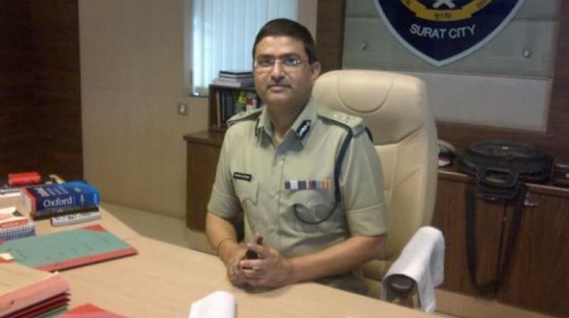 Gujarat-cadre IPS Officer Rakesh Asthana, currently in-charge of the CBI. (Photo: File)