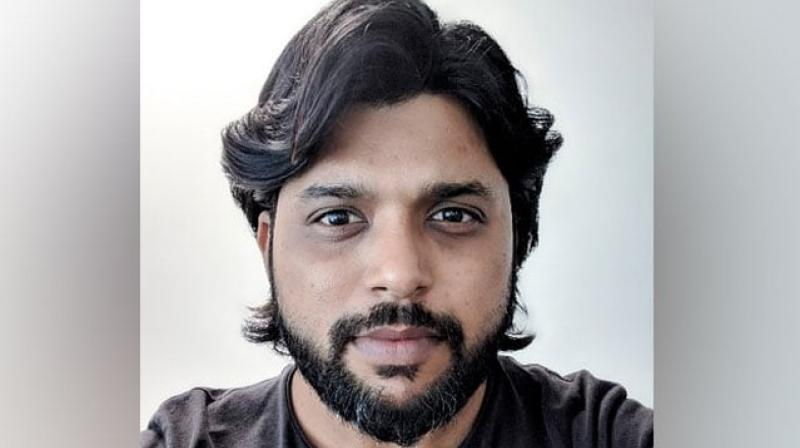 Siddiqui Ahamad Danish, who works for Reuters news agency and is based in New Delhi, was arrested when he allegedly attempted to forcibly enter a school in Negombo city to speak to its authorities. (Photo: Twitter)