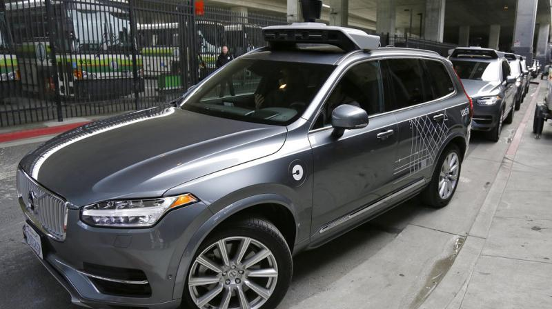 Uber suspended its program in Arizona and elsewhere immediately after one of its SUVs operating in autonomous mode hit and killed a woman crossing the street on a March night in Tempe marking the first fatality involving a self-driving vehicle