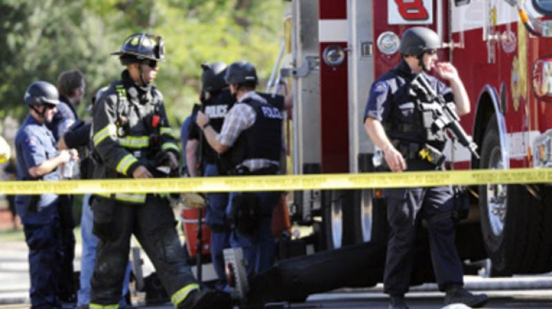 Police in Thornton, Colorado, did not release any information on the number of victims. (Photo: AP/File)