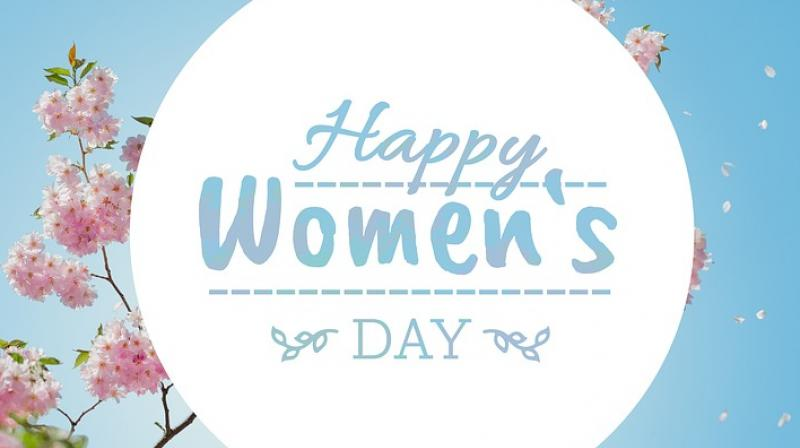"""Speaking about it, Miss India Mannat Singh said, """"I wish everyone a happy women's day in advance."""""""