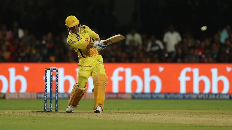 CSK, sitting pretty at the top with 16 points from 11 games, will next lock horns with Mumbai Indians on Friday. (Photo: BCCI)