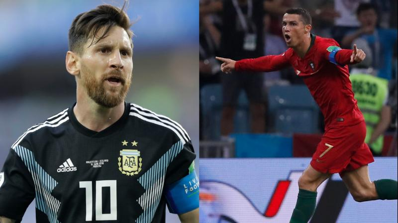 47bc408b8a7 Cristiano Ronaldo has emphatically won the first round of his World Cup  duel with eternal rival