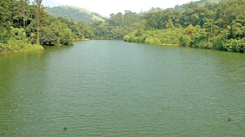 A view of the Siruvani Dam. (Photo: DC)