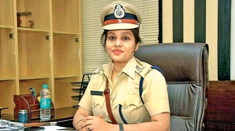 DIG D. Roopa. (Photo: DC)