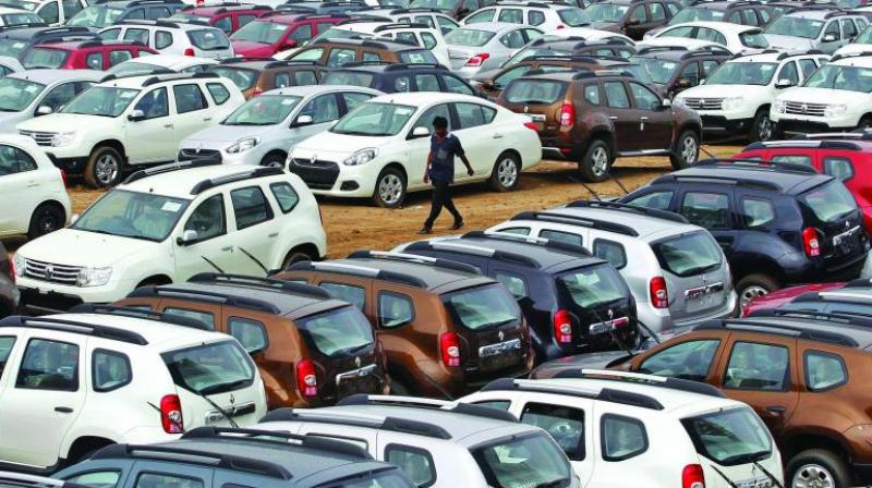 Auto sector employs over 35 mn, contributes more than 7 per cent to GDP and accounts for 49 per cent of manufacturing GDP.